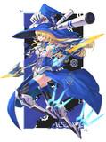 海藍の魔女