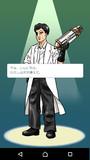 芹沢博士。