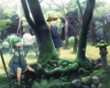 洩矢の森やw