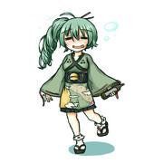 【花騎士】サンカクサボテン?