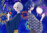 After the Rain/夏祭り