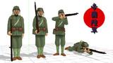 【MMD】帝國陸軍