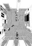 執務室3D