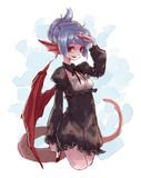 オリジナルドラゴン娘