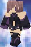 【Minecraft】マシュスキン・サンプル【FateGO】