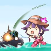 水着龍鳳 抜錨!