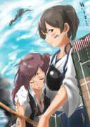 加賀さんと萩風4