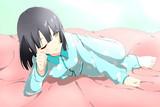 寝起き古風楓