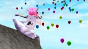 風船の飛ぶ日