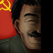 同志スターリン<落書き>