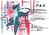 ドラグロ図鑑No.6 アネゴ