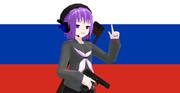 デフォ子ってロシア軍装備が似合いそうだな…。