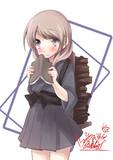 二宮ちゃん(二宮金次郎 女の子Ver.)