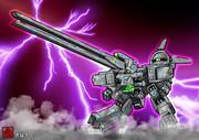 メタルギアMS ガンダム REX(変形)