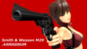 【VerUP】S&W M29Ver1.1