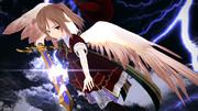 【モデル】雷鳴の剣【配布】