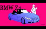 リノとBMW Z4