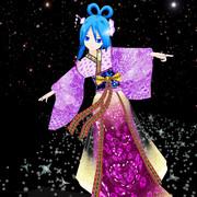 ☆☆☆ たまさまさんの織姫ミクさん ☆☆☆