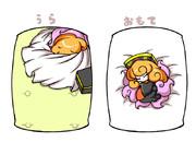 ちび純枕カバー