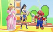 Akira & super Mario