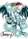 【描きガチャ】青眼の白龍