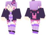 【Minecraft】結月ゆかり の スキンサンプル