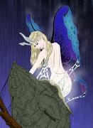 妖精の羽化