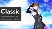 Classic (semiLongVer.) 【MMDモーション配布】