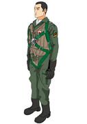 日本軍パイロット