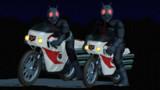 【MMD】サイクロン乗せてみるTEST【MMD特撮】