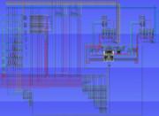 【Terraria】ロジックゲート計算機(配線)