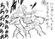 【伊-26(ジム) 潜水仕様】オマケ