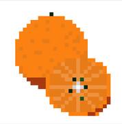 ノバオレンジ ドット絵