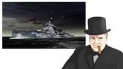 【落書き】偉大な戦艦と偉大な首相【MMD】