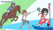 オリンピック12日目!