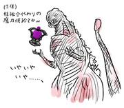 アニメ映画版ゴジラを脚本虚淵さんでやると聞いてね……、