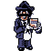 アイコン105:覆面警察