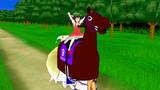 【東方MMD】八雲家とハリボテの馬