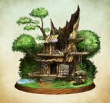 Log_0010 ー小屋を発見ー