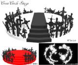 【配布】CrossCircle Stage