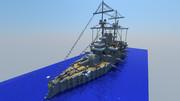 富士型戦艦 一番艦 富士