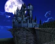 【MMD風景画祭】悪魔っぽい城再建のお知らせ
