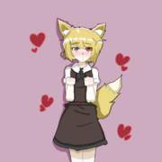 狐の真似するMRMKRRRN