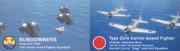 深海棲艦戦闘機、接近。全機撃墜し制空権を確保せよ。