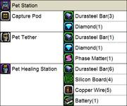 Starbound Pet Station Recipe