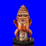 ビア缶チキン変態糞親父 BB