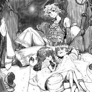 聖剣伝説LOM バドとコロナと