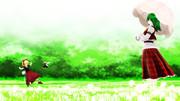 【幻想花祭】花鳥風月