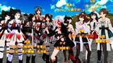 MMD艦これ製作者企画「仮面提督と榛名さん 代理!」続きその1