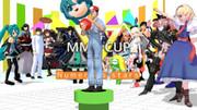 【MMD】阿部マリオ【帽子土管赤玉配布】